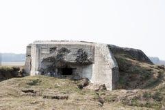 Bunker in Poland Stock Photos