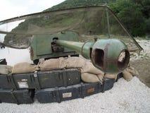 Bunker soratte Royalty Free Stock Image