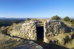Bunker Royalty Free Stock Photo