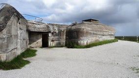 Bunker Wassermann stockfotos