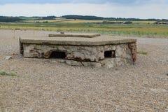Bunker WW2 Stockfotos