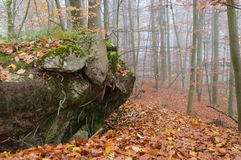 Bunker WW2 in Deutschland Lizenzfreie Stockbilder