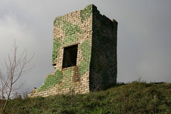 bunkerhvac-militär Royaltyfri Foto