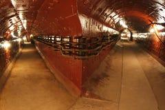 bunkermilitär Arkivbilder