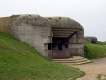 bunkier Obrazy Royalty Free
