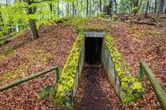 bunkier Poland Fotografia Stock