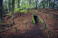 bunkier Poland Zdjęcie Royalty Free