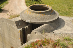bunkieru niemiec mg ww11 Zdjęcie Royalty Free