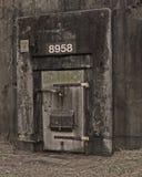 bunkra vapen Arkivbilder