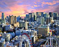 Bunkyo,东京,日本 库存照片