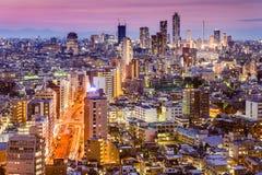 Bunkyo Tokyo Cityscape Royalty Free Stock Image