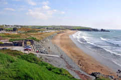 Bunmahon Strand Royalty Free Stock Images