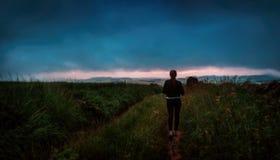Bunnet Stane United Kingdom. Taken in 2015 taken in HDR Royalty Free Stock Images