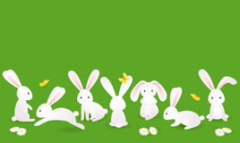 Bunnies Royalty Free Stock Photo