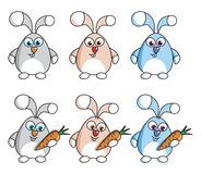 Bunnies Stock Images