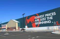 Bunnings Warehouse Australia Stock Images