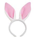 bunny αυτιά Πάσχα στοκ εικόνα