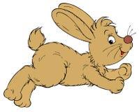 Bunny (διανυσματική συνδετήρας-τέχνη) διανυσματική απεικόνιση