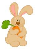 bunny κινούμενα σχέδια λίγο πα& Στοκ εικόνες με δικαίωμα ελεύθερης χρήσης