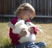bunny μωρών στοκ εικόνες
