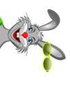 Bunny Πάσχας Στοκ φωτογραφία με δικαίωμα ελεύθερης χρήσης
