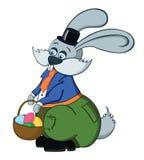 Bunny Πάσχας διανυσματική απεικόνιση