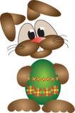 bunny Πάσχα ευτυχές Στοκ φωτογραφίες με δικαίωμα ελεύθερης χρήσης