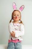 bunny Πάσχα λίγα Στοκ φωτογραφία με δικαίωμα ελεύθερης χρήσης