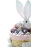 bunny Πάσχα Στοκ φωτογραφία με δικαίωμα ελεύθερης χρήσης