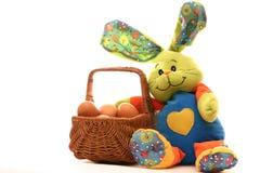 bunny Πάσχα Στοκ Φωτογραφίες