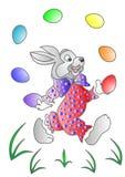 bunny Πάσχα Στοκ Εικόνες