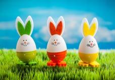 bunny Πάσχα Στοκ Φωτογραφία