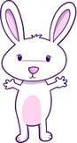 bunny διάνυσμα απεικόνισης Στοκ Εικόνα