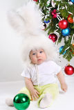 Bunny Boy Royalty Free Stock Image