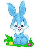 Bunny cartoon illustration Stock Photos