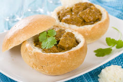 Bunny Chow Royalty Free Stock Photos