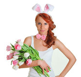 Bunny Ears Stock Images