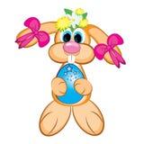 Bunny Girl Royalty Free Stock Photo