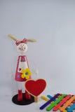 Bunny Girl Stock Afbeelding