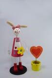 Bunny Girl Royalty-vrije Stock Foto's