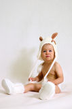 Bunny girl Royalty Free Stock Photos