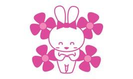 Bunny girl Stock Photos