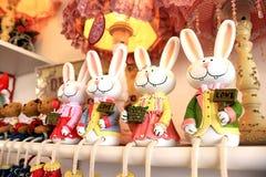 Bunny Love Royaltyfri Foto