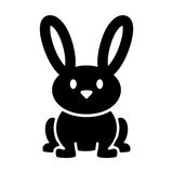 Bunny Rabbit Image stock