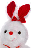 Bunny rabbit cuddly toy. Furry, cuddly, lovable little rabbit toys Royalty Free Stock Photography