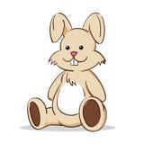 Bunny rabbit stuffed doll Royalty Free Stock Image
