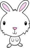 Bunny Rabbit Vector Illustration Stock Photos