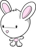 Bunny Rabbit Vector Illustration Royalty Free Stock Images