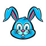 Bunny Rabbit. A vector illustration of a cute bunny rabbit Stock Photos