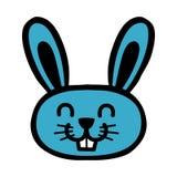 Bunny Rabbit. A vector illustration of a cute bunny rabbit Royalty Free Stock Image